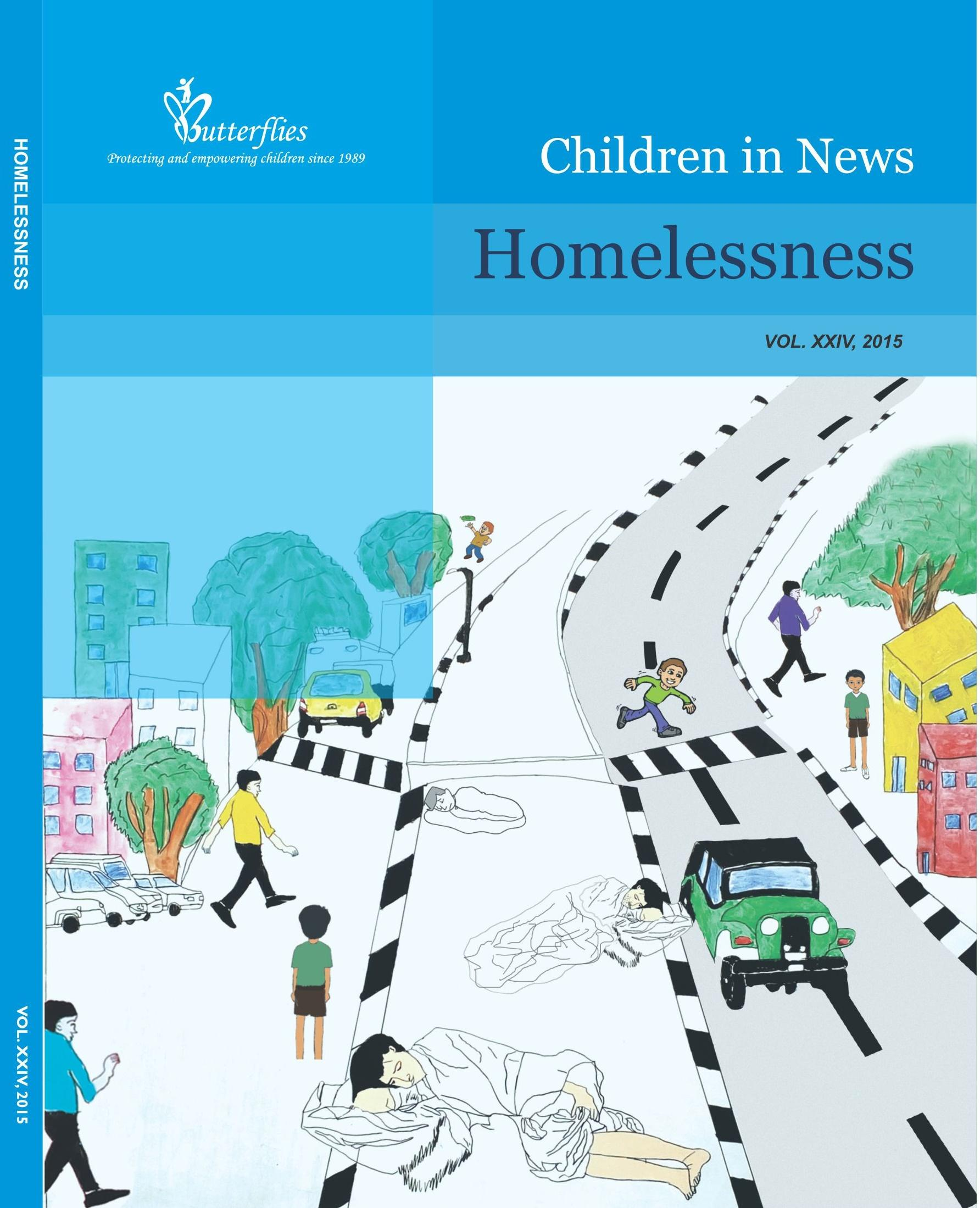 Children In News, Vol. XXIV, 2015