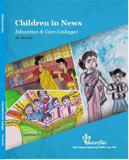 Children In News, Vol. XXV, 2015