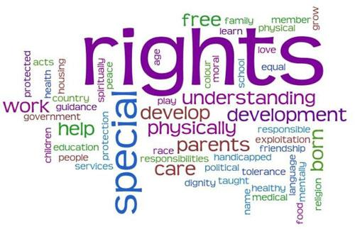 Childrens Rights & Future Thrust