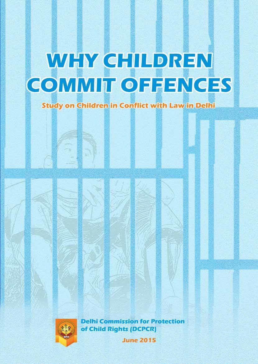 Why Children Commit Offences